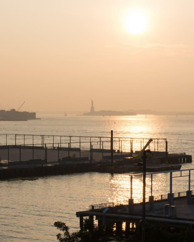 Woman Found Beheaded In Brooklyn Channel (Photos) Promo Image