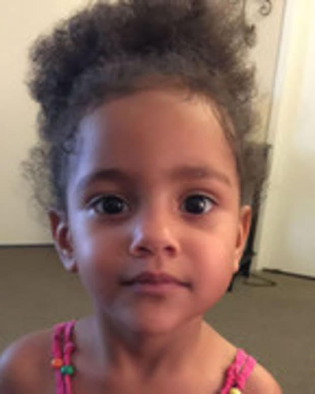 Man Charged In Christmas Eve Killing Of Little Girl Promo Image