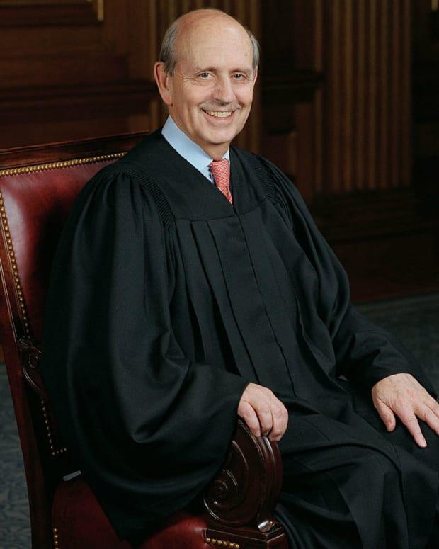 SCOTUS Justice Breyer Renews Death Penalty Opposition Promo Image