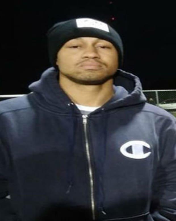 Former NFL Player Found Shot Dead Inside Home Promo Image