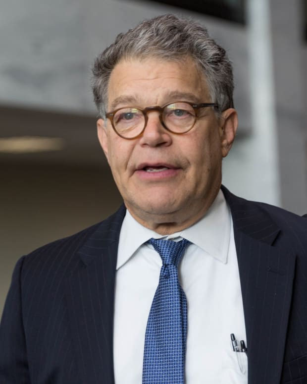 Franken: 'Everything Points' to Trump-Russia Collusion Promo Image