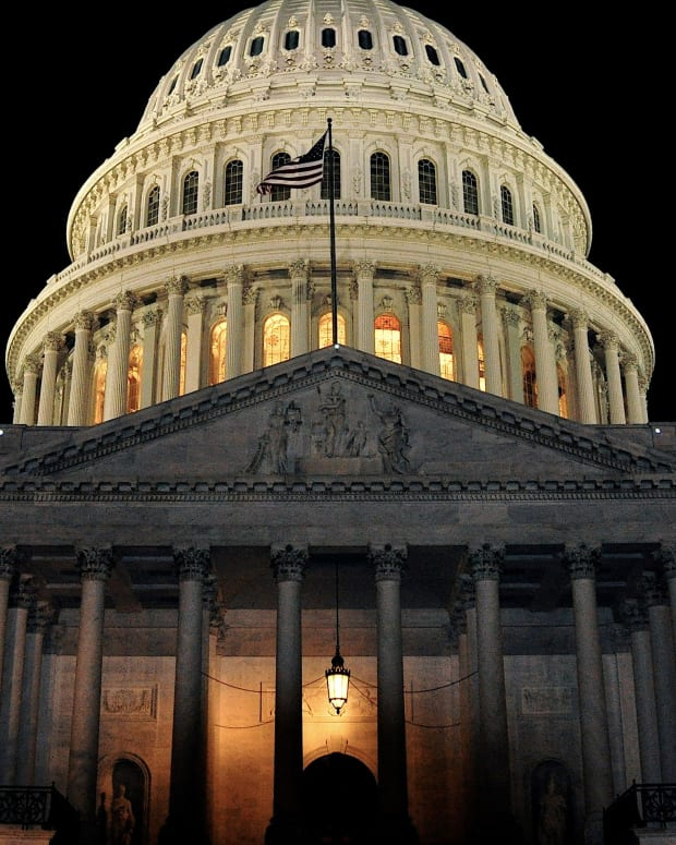 Lawmakers Plan To Wear Black During State Of The Union Promo Image