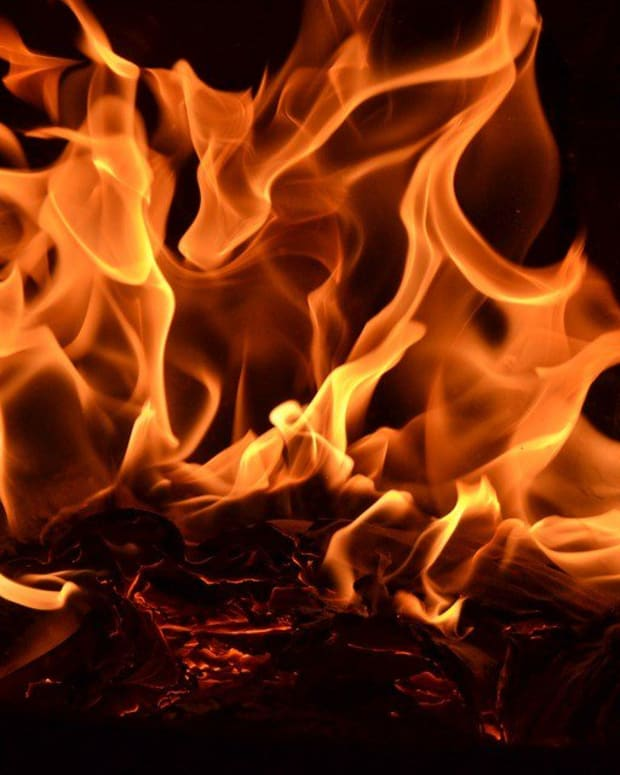 Man Allegedly Burns Girlfriend's Corpse  Promo Image