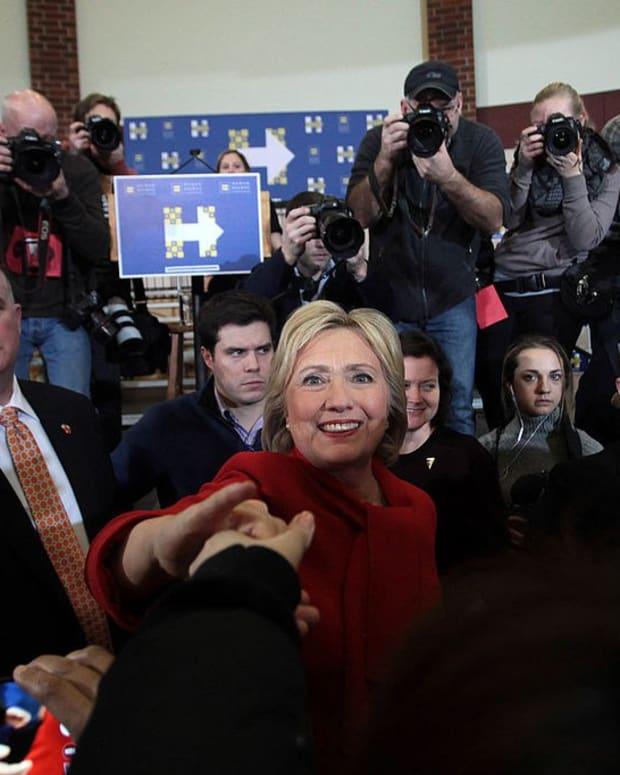 Brazile Alleges Clinton Rigged Democratic Primary Promo Image