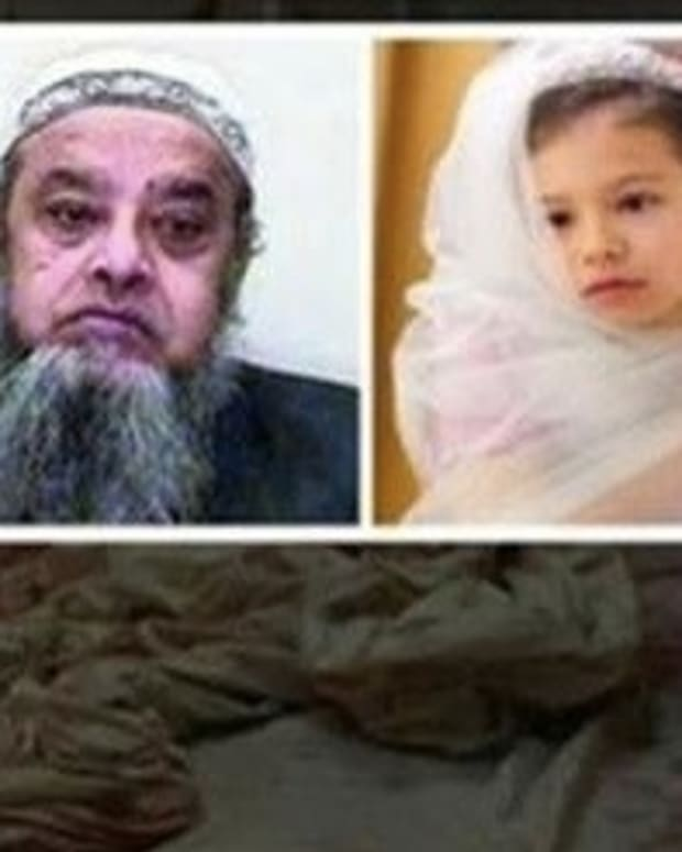 Man Gets Married To 8-Year-Old Girl, Does More Than Consummate On Wedding Night Promo Image