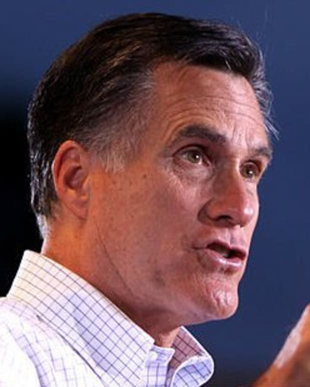Mitt Romney Demands Apology From Trump Promo Image