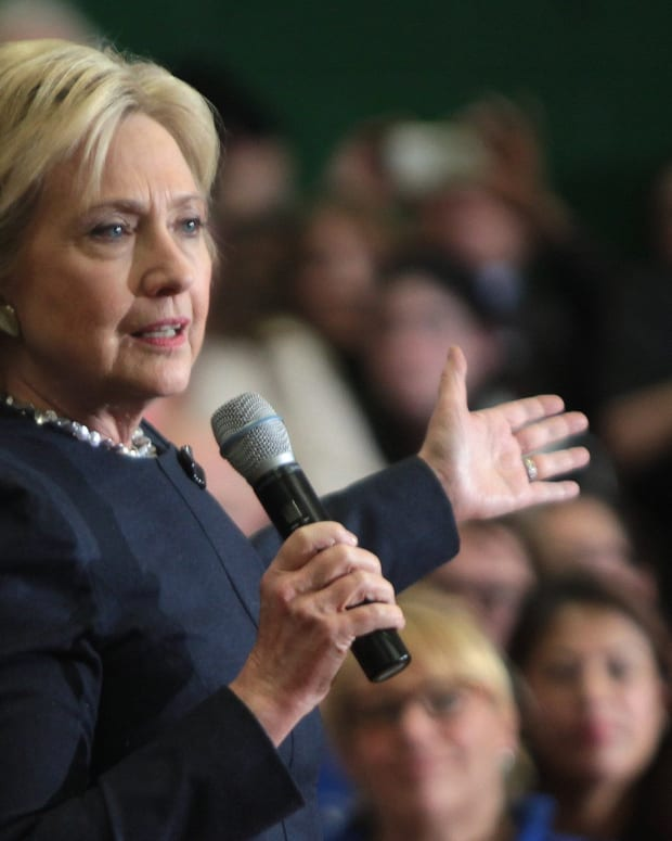 State Department Probing Clinton And Aides Promo Image