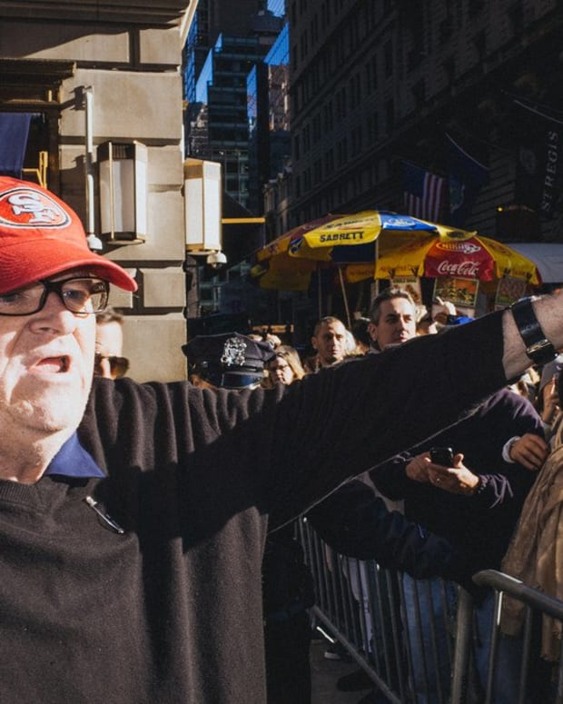 Michael Moore: Trump Will Be Re-Elected In 2020 Promo Image