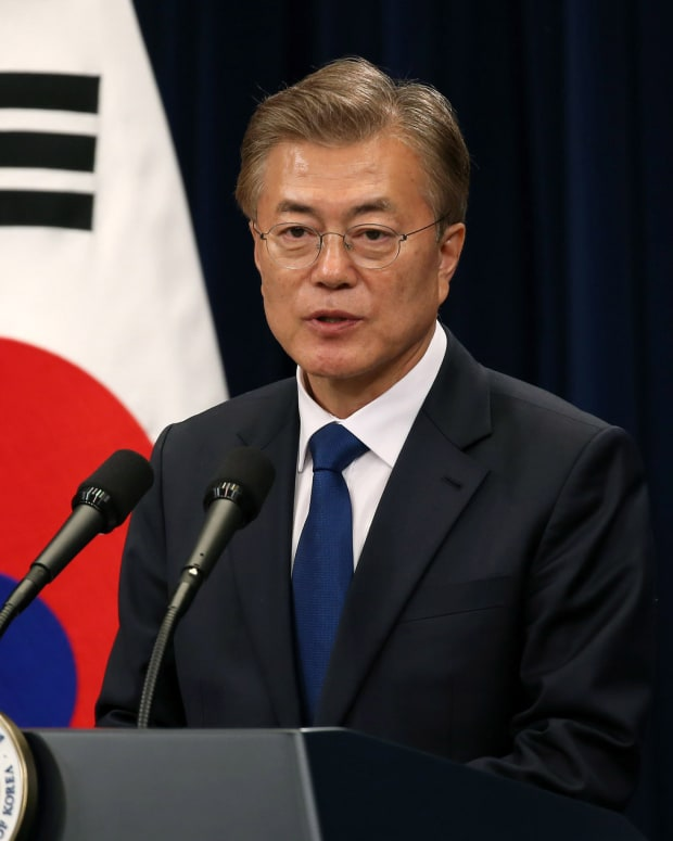 U.S. And South Korea Discussing 'Military Options' Promo Image