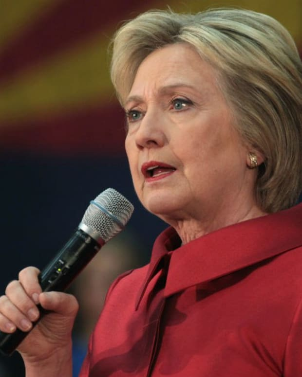 Hillary Clinton May Face New Trouble With FBI Promo Image