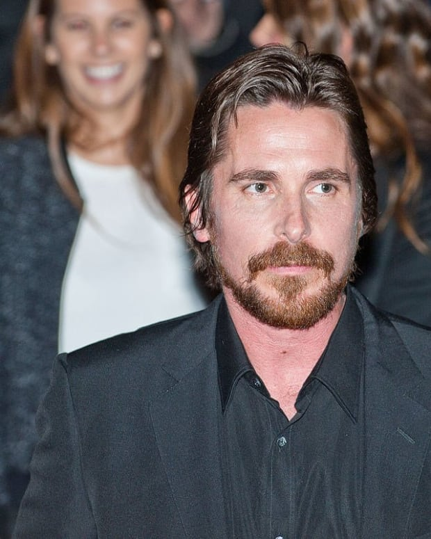 Christian Bale Gains Weight To Play Dick Cheney (Photos) Promo Image