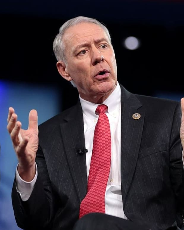 GOP Congressman: 'The Republican Party Is Dead' Promo Image