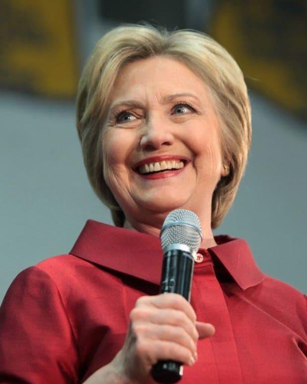 Hillary Clinton Appearances Canceled Due To Fall (Photos) Promo Image