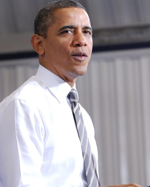 Obama Makes Surprise School Visit Promo Image