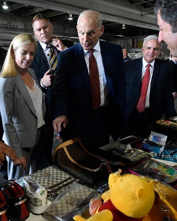 Kelly Hits Back At Congressman's DACA Criticism Promo Image