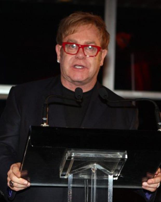 Sir Elton John May Retire From Touring Promo Image