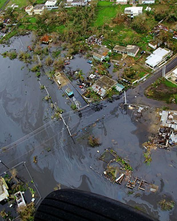 Puerto Rico Governor Orders Recount Of Hurricane Deaths Promo Image