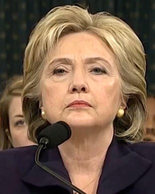 Republicans: New Evidence Of Clinton Email Criminality Promo Image