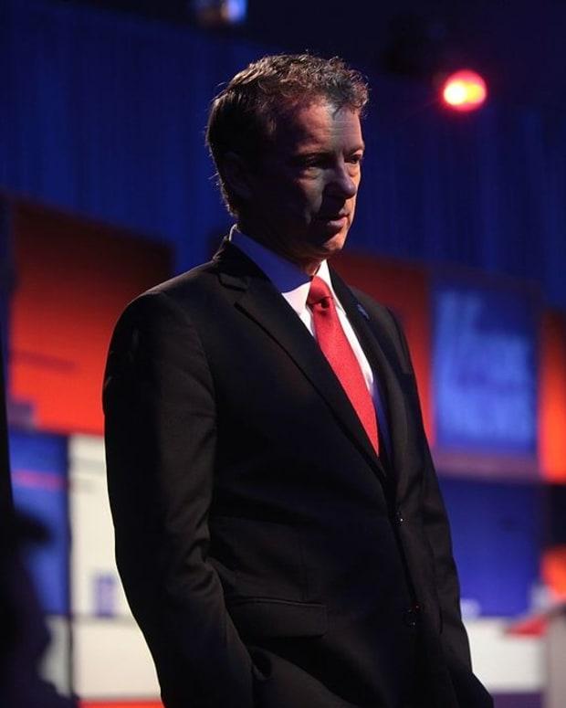 Rand Paul Criticizes GOP Senators Over Health Care Promo Image