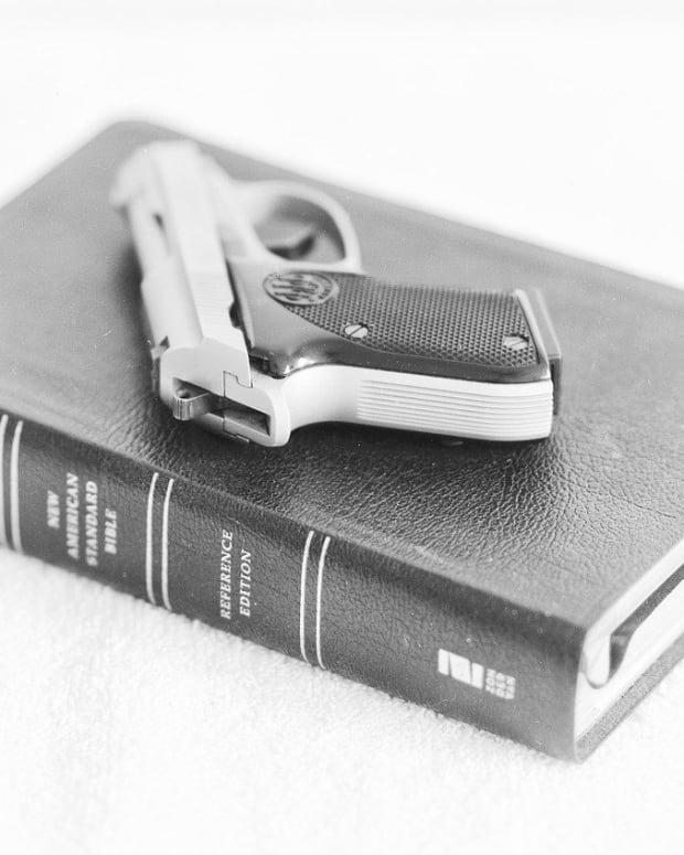 Church Sign Warns Pastors, Members Are 'Heavily Armed' (Photo) Promo Image
