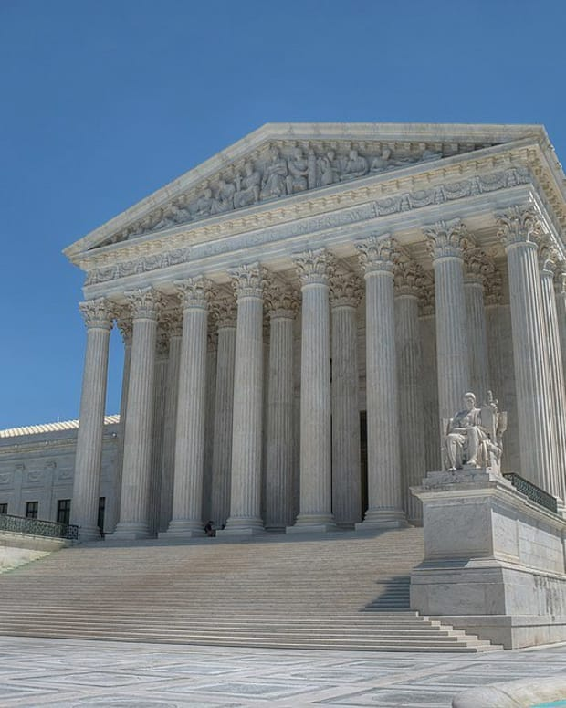 Supreme Court Allows Travel Ban To Go Into Force Promo Image
