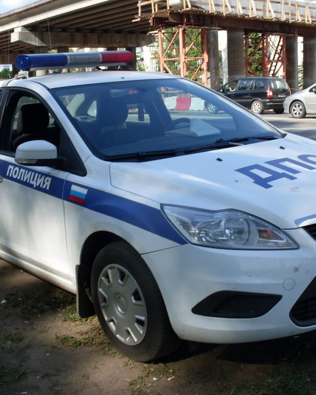 Russian Police: Parents Rape 12-Year-Old Daughter Promo Image