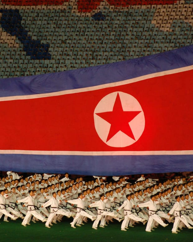 North Korea Launches Missile, Tensions Rise Promo Image
