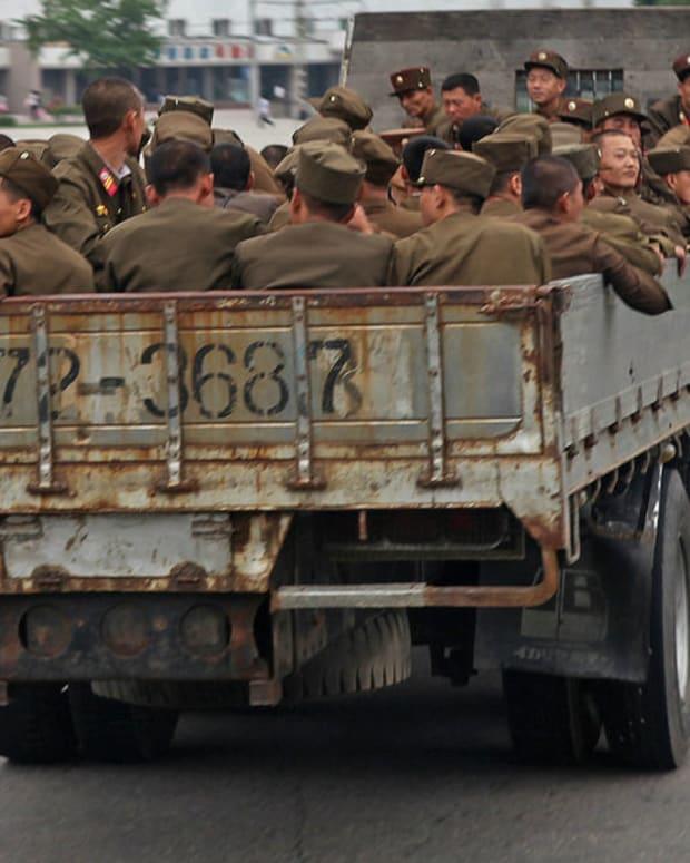 Report: North Korean Executions Violate Human Rights Promo Image