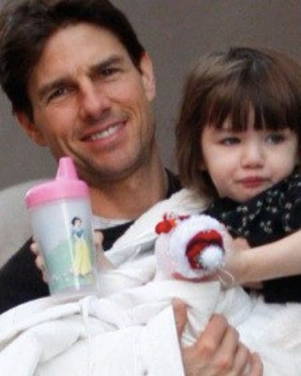 Tom Cruise Reportedly Won't Visit Daughter Suri For One Simple Reason Promo Image