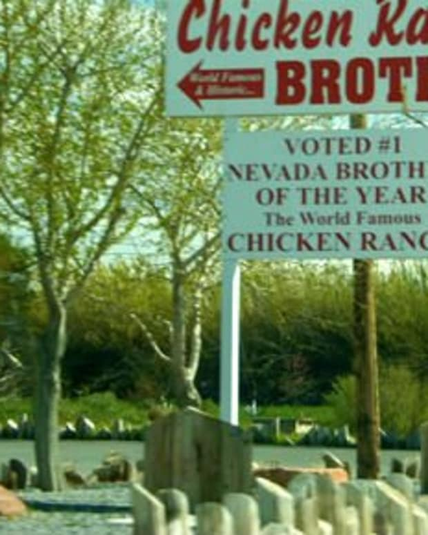 The Chicken Ranch brothel