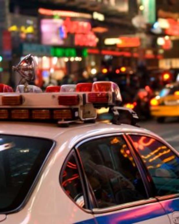 New York Police Department.