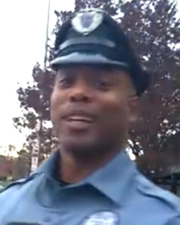 Police Officer Kenya Joyner.
