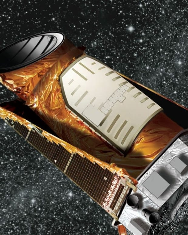 NASA To Announce Alien Life? Promo Image