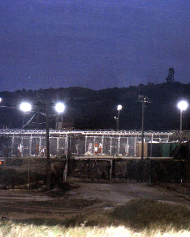 Guantanamo Bay Prison