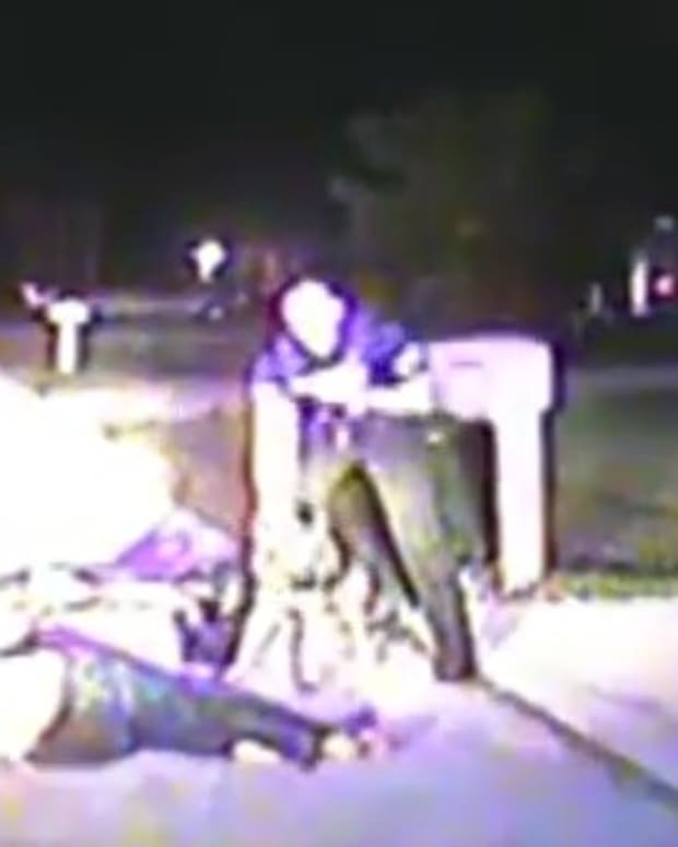 Cop Allows K9 To Maul Man After Bike Violation (Video) Promo Image