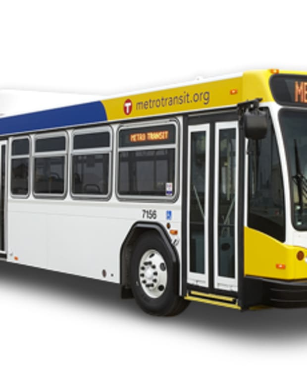 Minnesota Bus