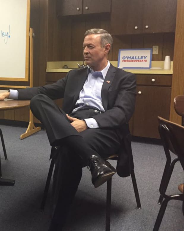 Kenneth and Martin O'Malley