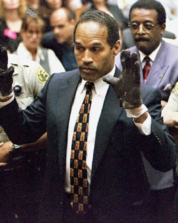 O.J. Simpson's Lawyer: There Was Likely An Accomplice Promo Image