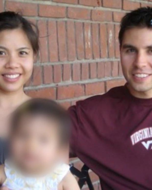 Woman Who Mourned Husband Now Charged In His Death Promo Image