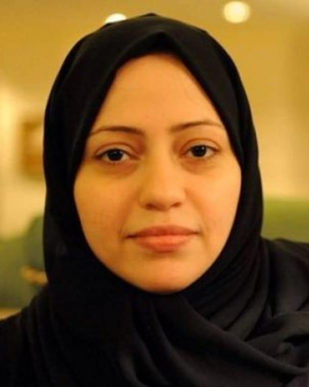 Samar Badawi.