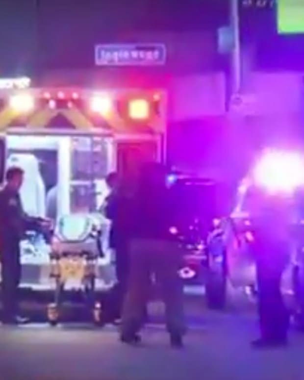 Man, Woman Killed By California Police (Video) Promo Image