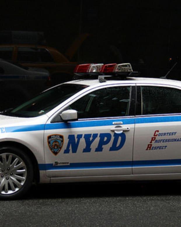 NYPD Officer Disciplined For Pointing Gun At ATV Rider Promo Image