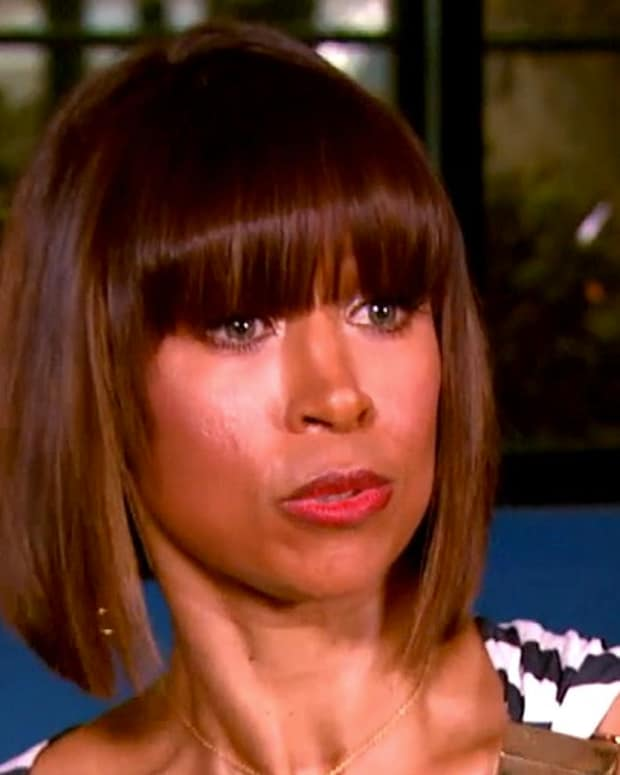 Stacey Dash: Trans People Should Pee In Bushes (Video) Promo Image