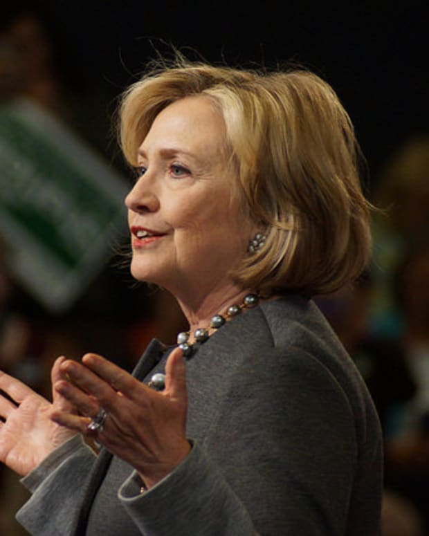 Bill Clinton's Record Should Reflect On Hillary Promo Image