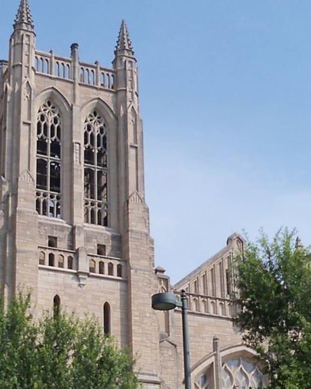 Reverend Performs First N.C. Methodist Gay Marriage Promo Image