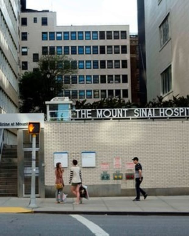 Average Hospital Stay Costs More Than Average Rent Promo Image