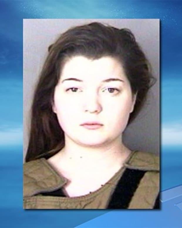 Haley Fox mugshot