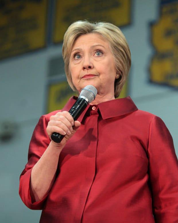 Clinton: Supreme Court Immigration Ruling 'Unacceptable' Promo Image
