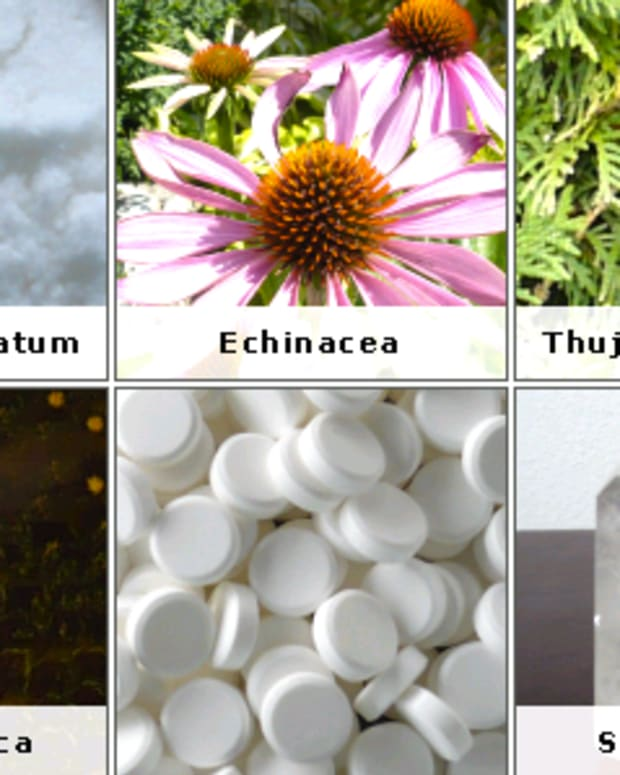 Homeopathic Medicine.