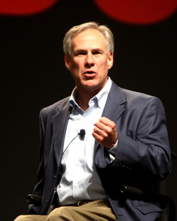 Texas Governor Sued For Removing 'Atheist' Nativity  Promo Image